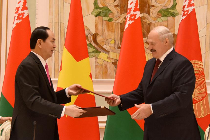 Hiệp định giữa Việt Nam và Belarus về Hợp tác Kinh tế Thương mại - Ảnh 1.