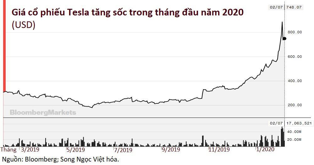 Quĩ đầu tư Arab Saudi bán gần hết cổ phiếu Tesla ngay trước đợt tăng sốc 114% - Ảnh 2.