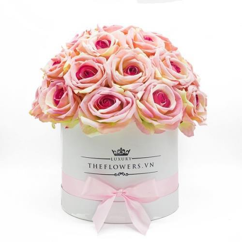 Những quà tặng hoa hồng độc, lạ ngày 8/3 - Ảnh 4.