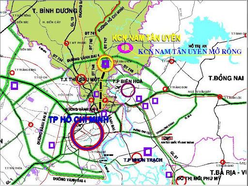 Cao su Phước Hòa sắp nhận hàng trăm tỉ đồng từ dự án KCN Nam Tân Uyên mở rộng giai đoạn 2 - Ảnh 1.