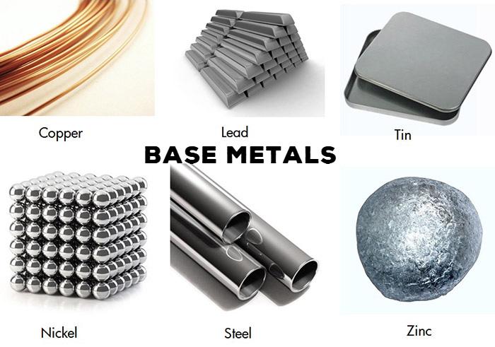 Kim loại cơ bản (Base Metals) là gì? Ưu và nhược điểm - Ảnh 1.