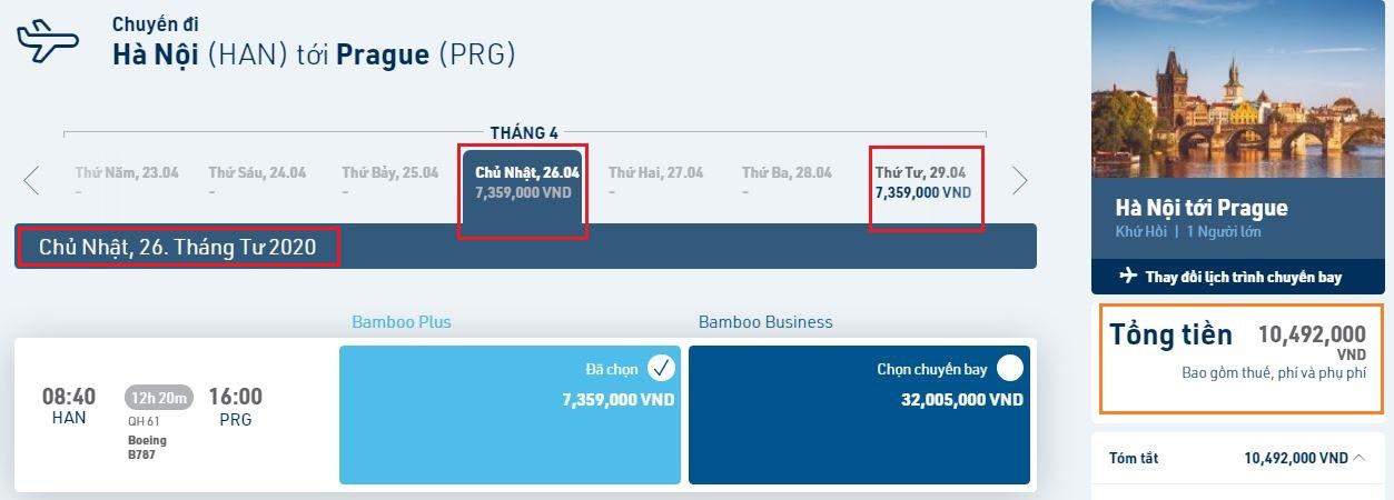 Bamboo Airways lùi kế hoạch bay thẳng châu Âu sang cuối tháng 4, giảm giá vé 30% - Ảnh 2.