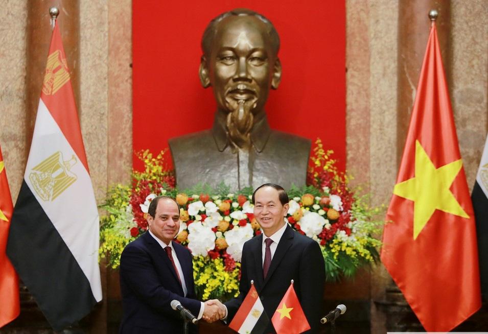 Hiệp định Thương mại giữa Việt Nam và Ai Cập - Ảnh 1.