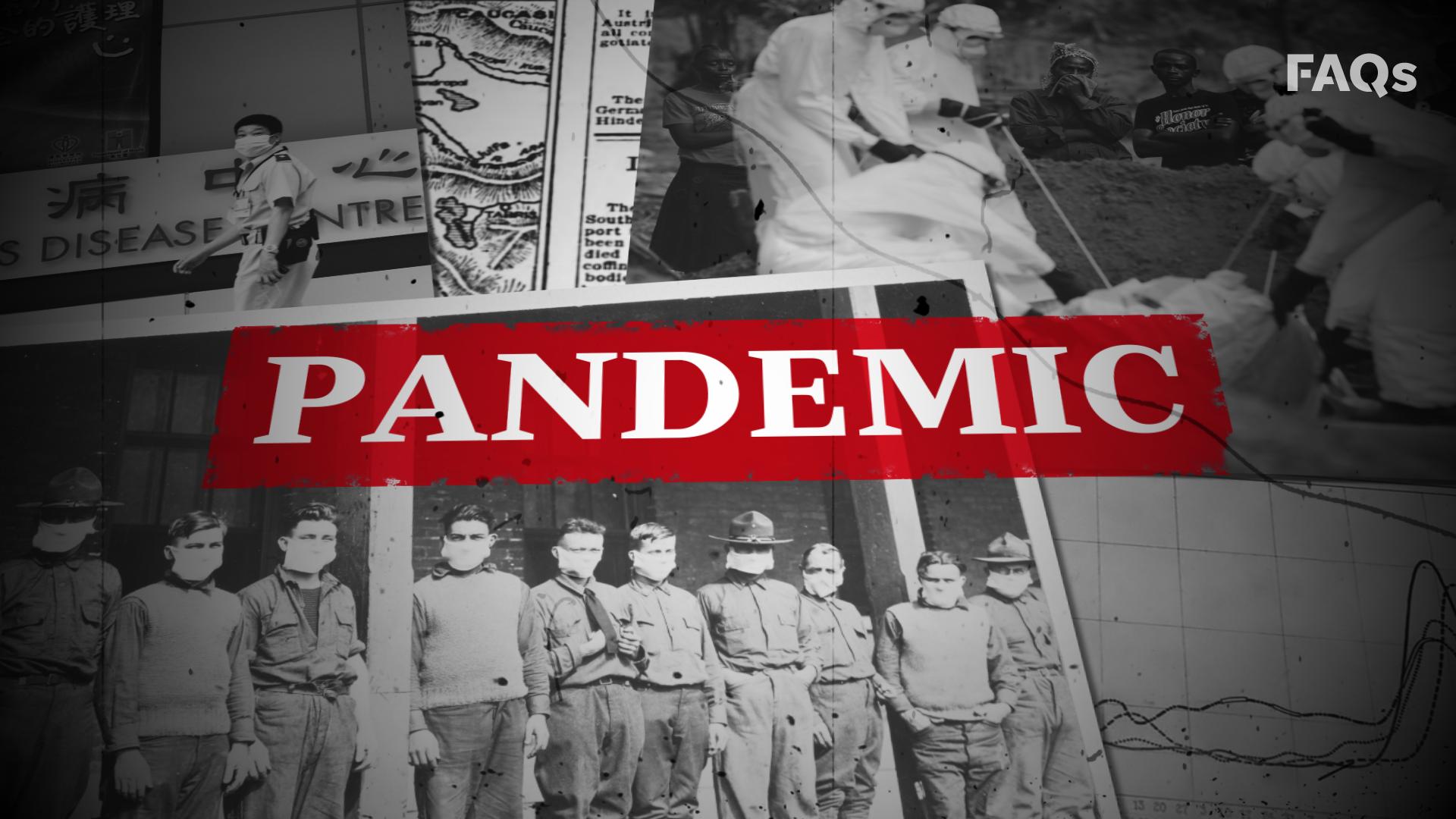 Đại dịch (Pandemic) là gì? Ảnh hưởng của đại dịch đến kinh tế - Ảnh 1.