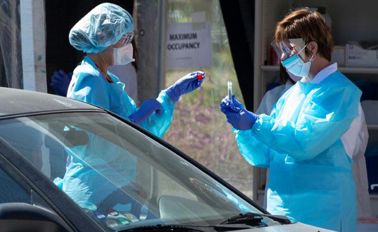 Cập nhật tình hình dịch virus corona ngày 13/3: Gần 5.000 người tử vong trên thế giới, Việt Nam có 44 ca dương tính, gần 29.000 người phải theo dõi y tế - Ảnh 1.