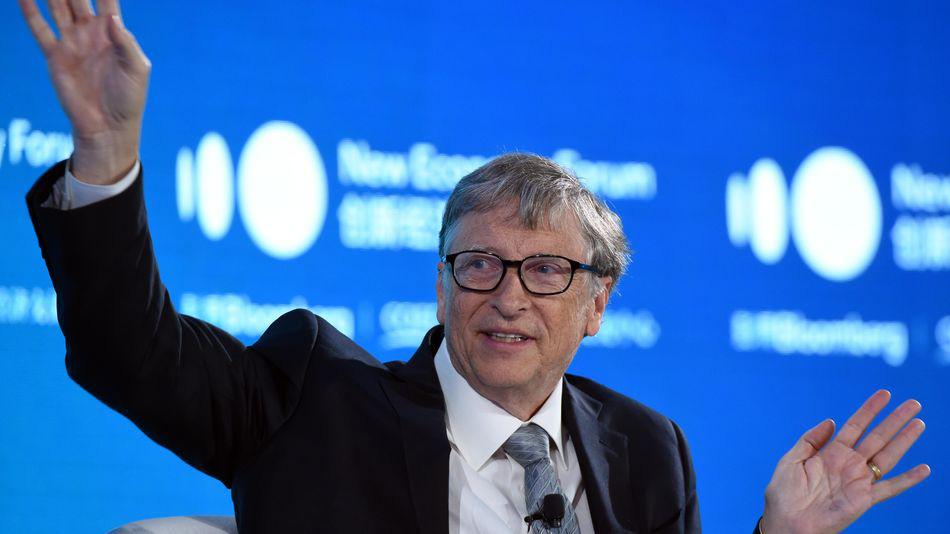 Tỉ phú Bill Gates rời hội đồng quản trị Microsoft và Berkshire Hathaway, toàn tâm làm từ thiện vì một thế giới tốt đẹp hơn - Ảnh 1.
