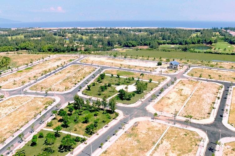 Quảng Ngãi: Lãnh đạo địa phương chậm báo cáo tình hình phân lô, bán đất nền - Ảnh 1.