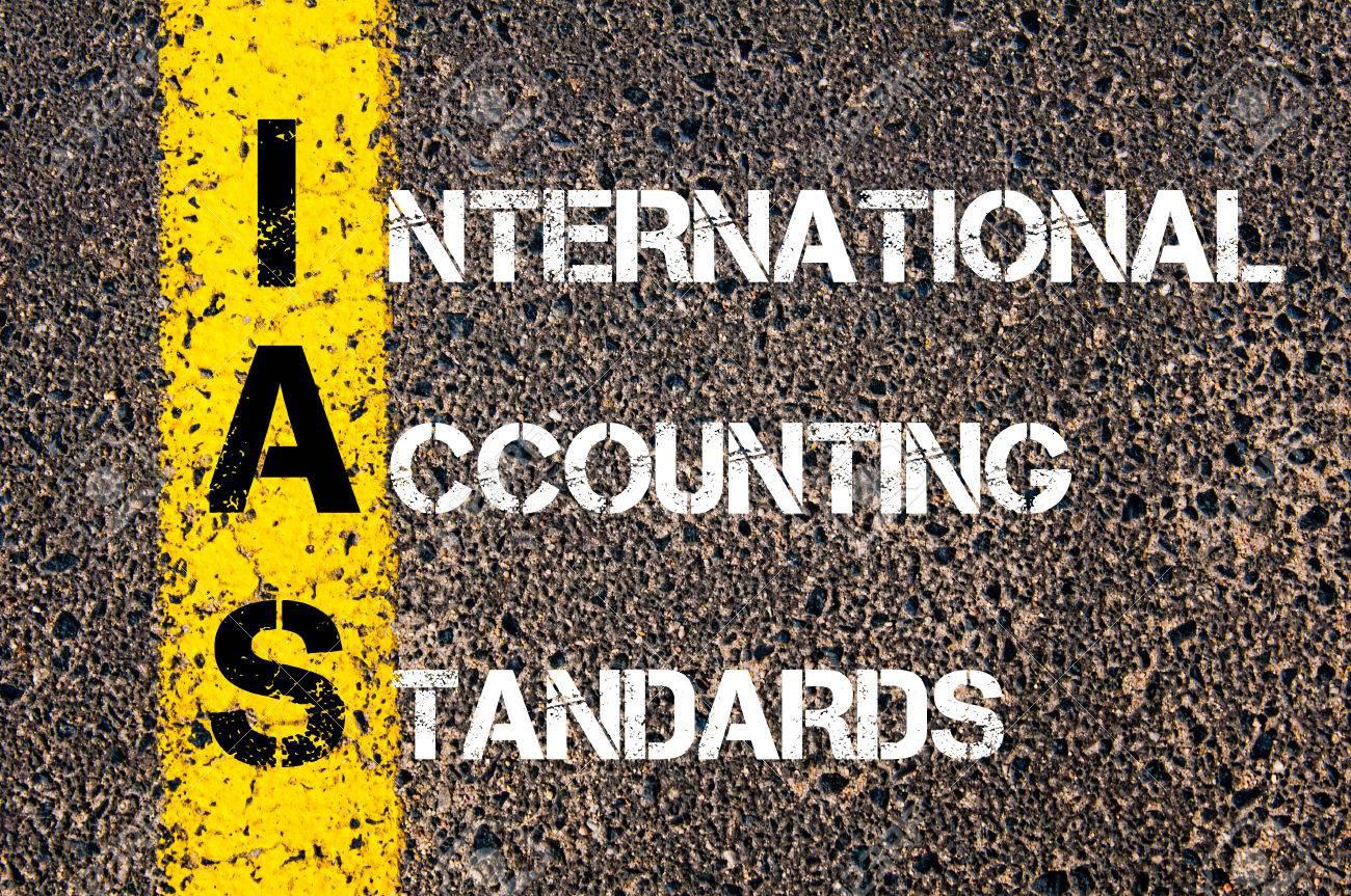 Chuẩn mực kế toán quốc tế là gì? - Ảnh 1.