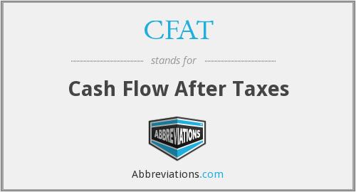 Dòng tiền sau thuế (Cash Flow After Taxes - CFAT) là gì? - Ảnh 1.