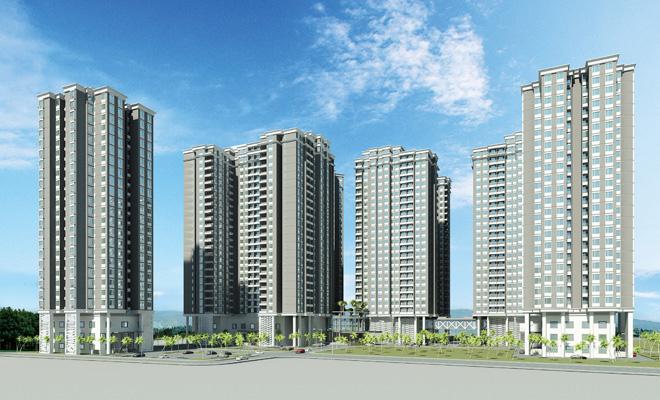 2.160 căn nhà ở xã hội Lê Thành Tân Kiên được gỡ khó theo đề nghị của chủ đầu tư - Ảnh 1.