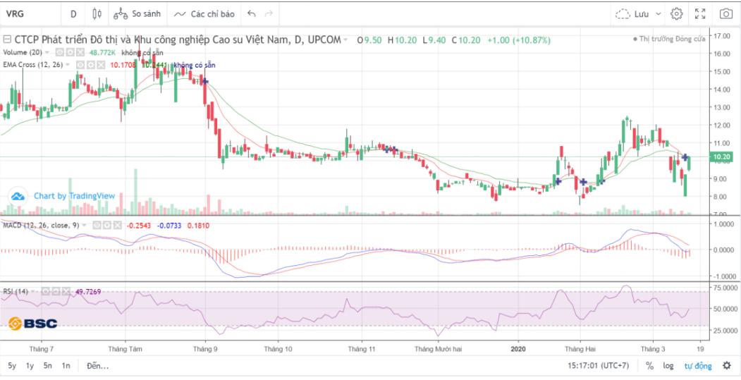 Cổ phiếu tâm điểm ngày 18/3: MSN, ACB, VRG - Ảnh 3.