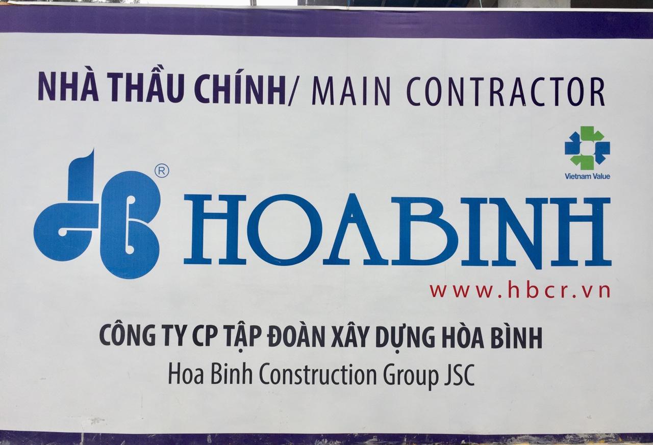 Cổ phiếu HBC liên tục lao dốc, sếp Xây dựng Hòa Bình muốn bán bớt 300.000 cp - Ảnh 1.