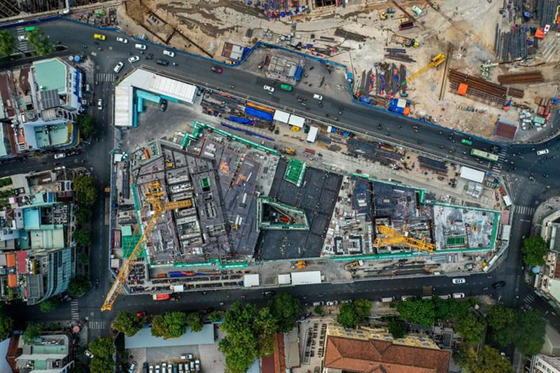 Bitexco phản hồi về Dự án Khu tứ giác Bến Thành được bán nhà hình thành trong tương lai và thế chấp tại ngân hàng - Ảnh 1.