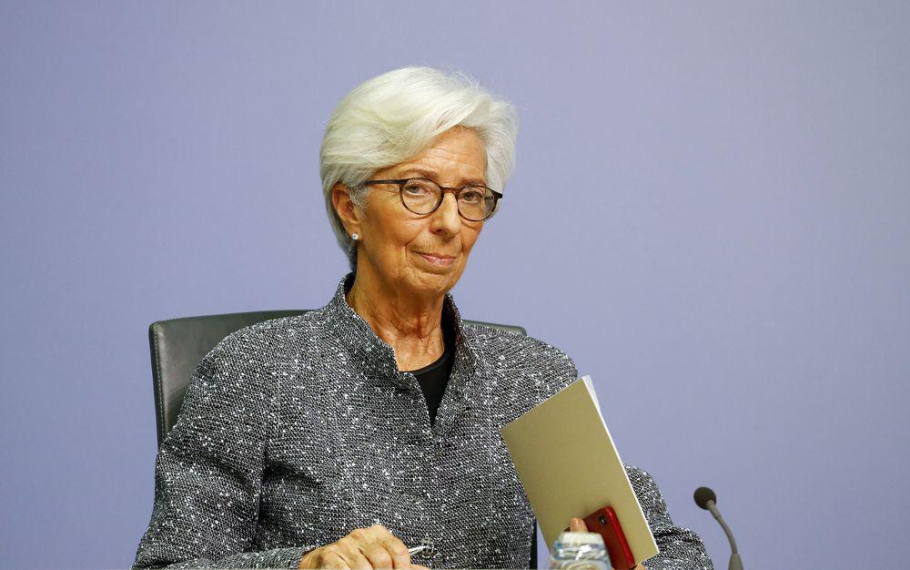 ECB thông qua chương trình khẩn cấp mua trái phiếu 750 tỉ euro - Ảnh 1.