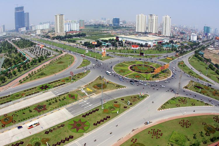 Vingroup muốn xây hai khu đô thị rộng 500 ha giáp Đại lộ Thăng Long - Ảnh 1.