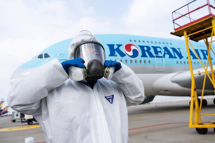 Đang sa lầy trong cuộc chiến gia tộc, hãng Korean Air tới gần tử huyệt vì COVID-19 - Ảnh 3.