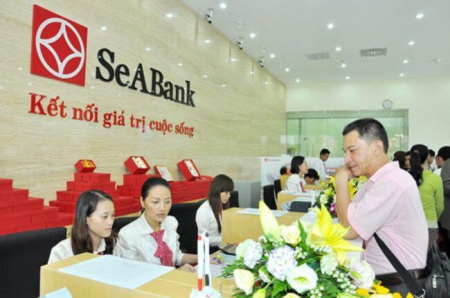 Ngân hàng SeABank (ảnh: website SeABAnk)
