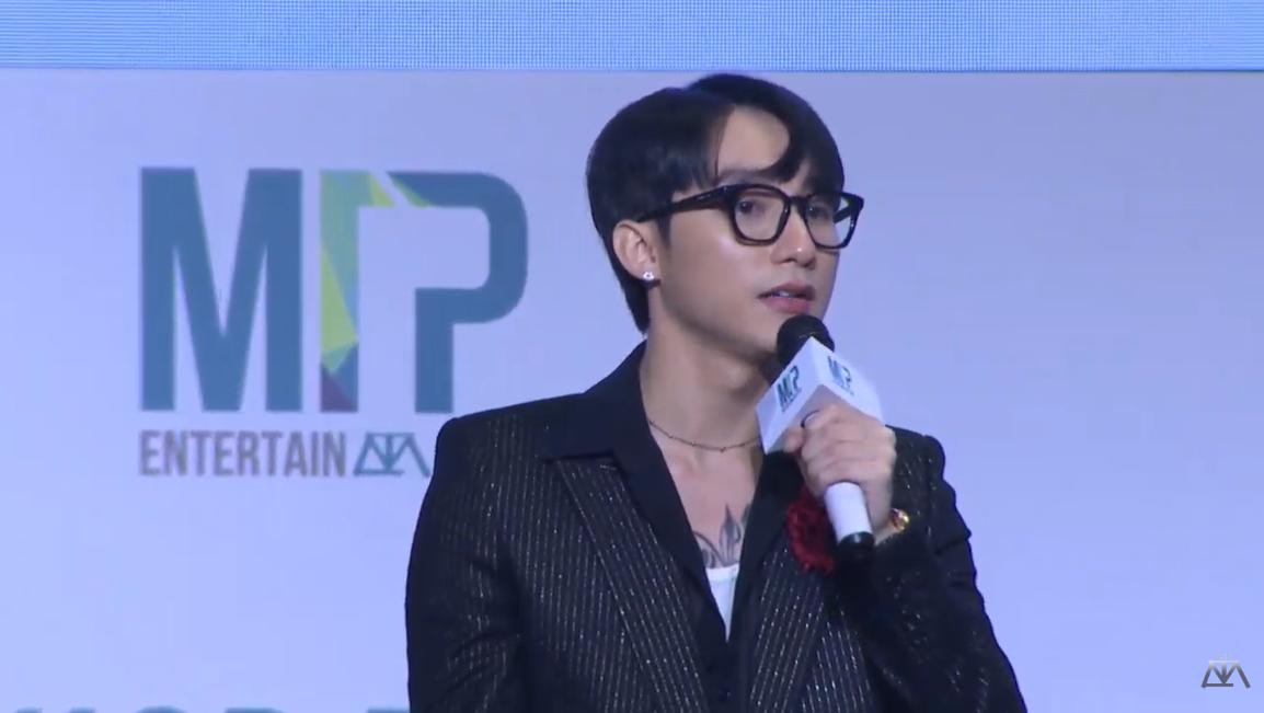 Sơn Tùng có kế hoạch ra mắt mạng xã hội SkySocial trong năm 2020. Ảnh: M-TP Entertainment.