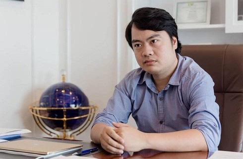 Ông Đoàn Ngọc Linh, chủ tịch kiêm giám đốc điều hành công ty Cổ phần Xe điện PEGA. Ảnh: Infonet