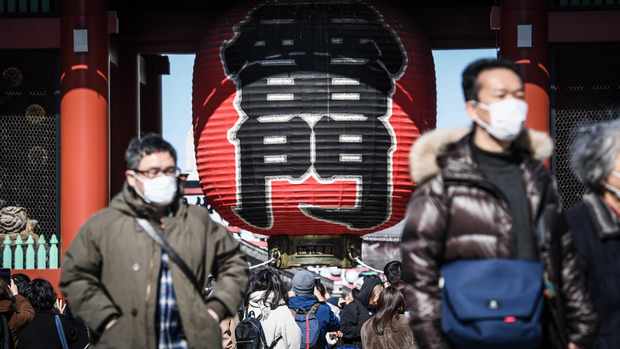 Tương tự nhiều quốc gia khác, ngành dịch vụ khách sạn ở Nhật Bản đang chịu ảnh hưởng nặng nề khi dịch bệnh virus corona bùng phát. Ảnh: Nikkei