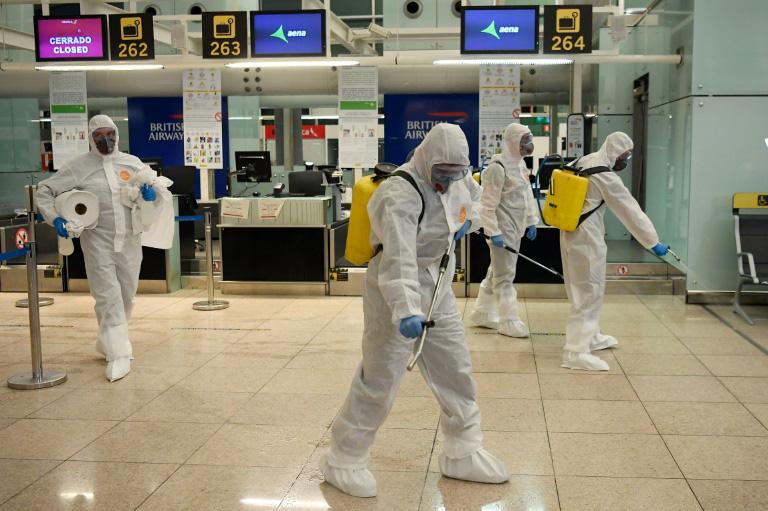Cập nhật tình hình dịch virus corona ngày 20/3: Số ca tử vong ở Italy vượt Trung Quốc, Việt Nam có ca nhiễm thứ 85 - Ảnh 1.