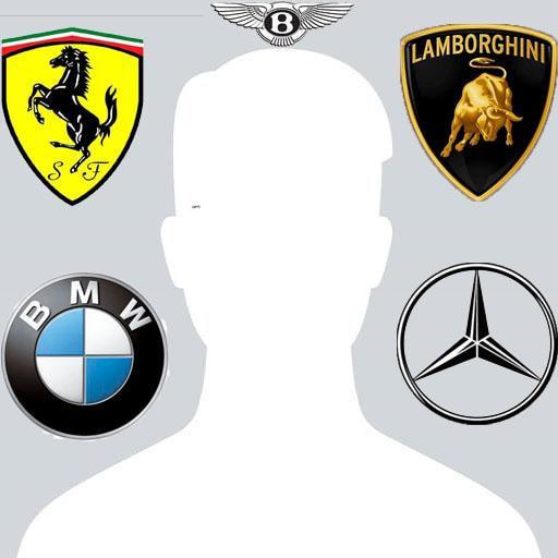avatar facebook cùng hãng xe nổi tiếng