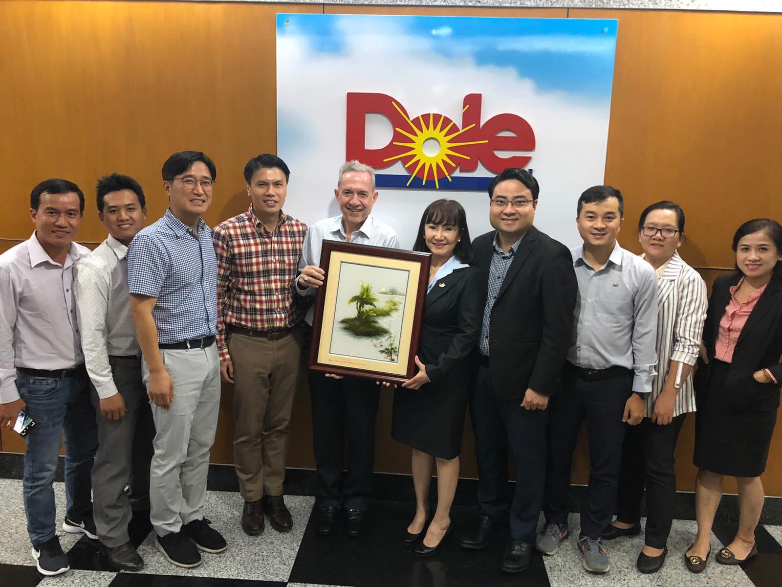TTC sugar và Dole Asia Holding hợp tác mua bán bao tiêu dự án trồng chuối Nam Mỹ 156 ha - Ảnh 1.