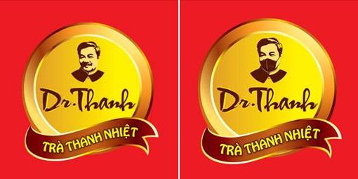 """Tân Hiệp Phát đeo khẩu trang cho 'ông Dr Thanh"""" trên nhãn trà thanh nhiệt - Ảnh 2."""