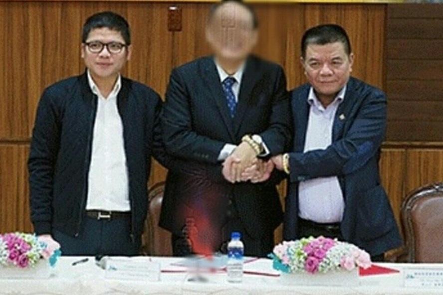 Con trai ông Trần Bắc Hà bị cáo buộc gửi 10 triệu USD ra nước ngoài - Ảnh 1.