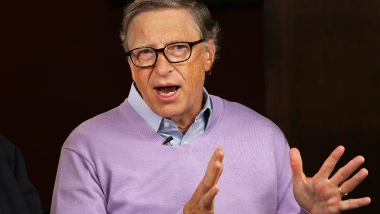 """Bill Gates: """"Mỹ đã bỏ lỡ cơ hội kiểm soát COVID-19 để không cần ra lệnh phong tỏa"""" - Ảnh 1."""