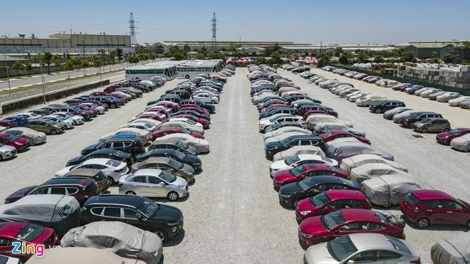Đề xuất giảm 50% thuế cho người mua ôtô - Ảnh 1.