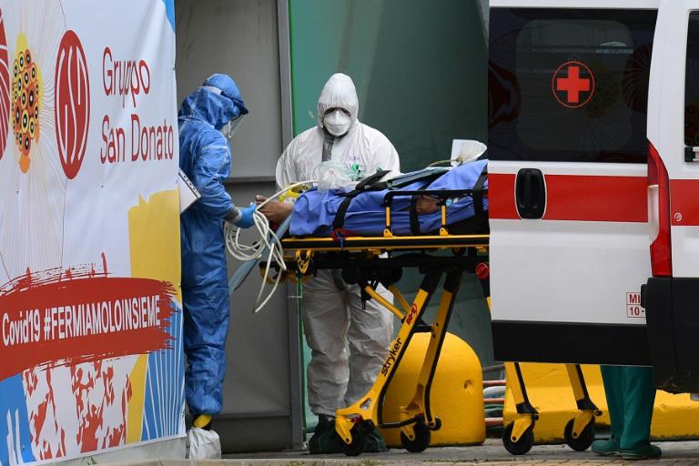 Cập nhật tình hình dịch virus corona ngày 25/3: Việt Nam có 134 ca nhiễm, Mỹ có nguy cơ trở thành điểm nóng mới của dịch - Ảnh 1.
