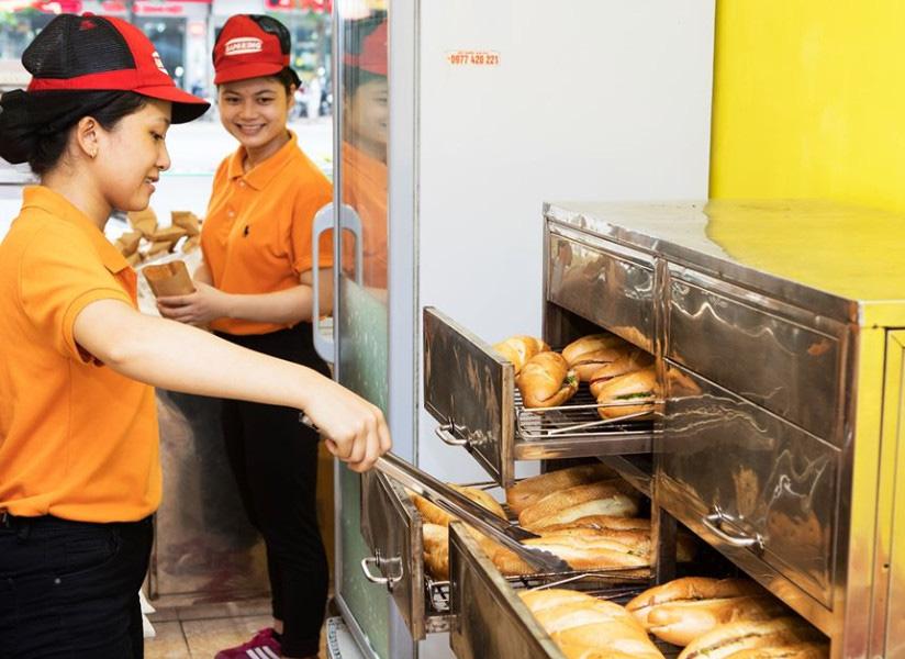 Sau 5 năm, thương hiệu bánh mì đắt nhất thủ đô xin tăng giá tối đa 5.000 đồng - Ảnh 8.