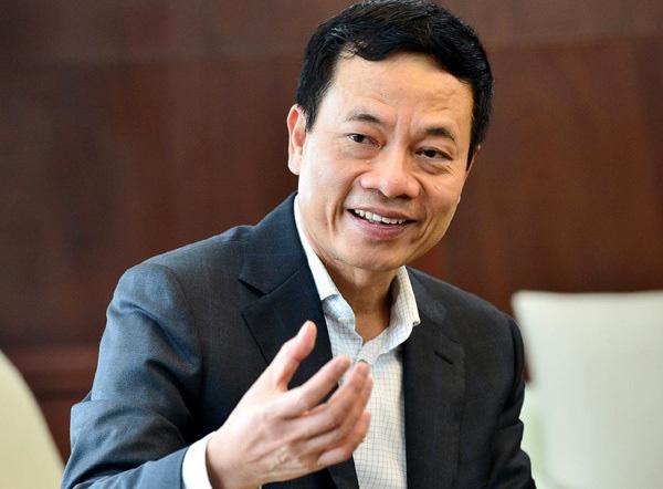 Bộ trưởng Nguyễn Mạnh Hùng: 'Cộng đồng công nghệ Việt hãy chung tay chuyển đổi số, tạo động lực mới cho đất nước' - Ảnh 1.