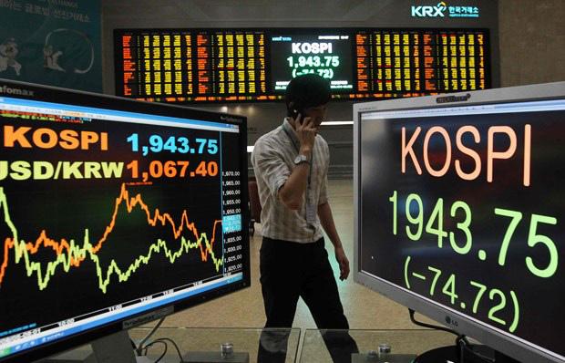 Hàn Quốc công bố cứu trợ khẩn cấp 34 tỉ USD cho thị trường tài chính - Ảnh 1.