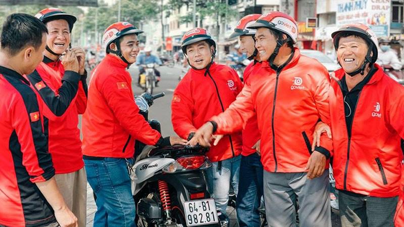Go-Viet ra mắt bảo hiểm Corona cho hàng nghìn tài xế tại Hà Nội và TP HCM - Ảnh 1.