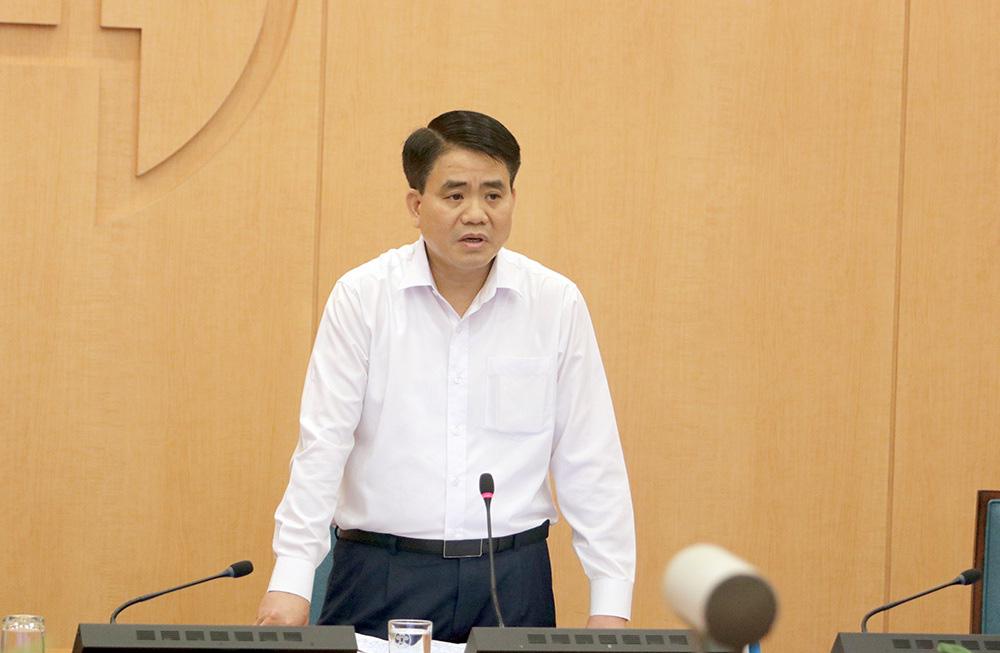 Chủ tịch Hà Nội: Ổ dịch Bệnh viện Bạch Mai rất phức tạp! - Ảnh 1.