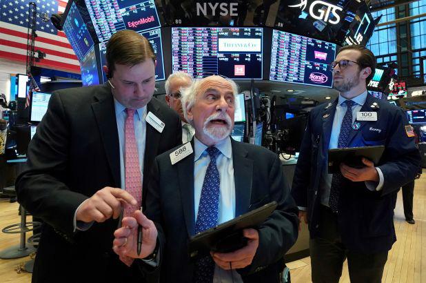 Dow Jones giảm nhẹ sau chuỗi tăng 6 phiên liên tiếp - Ảnh 1.