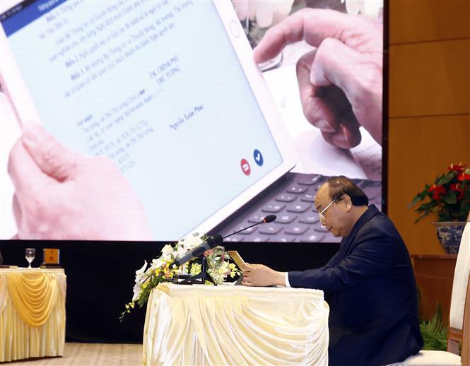 Kế hoạch hoạt động của Ủy ban Quốc gia về Chính phủ điện tử năm 2020 - Ảnh 1.