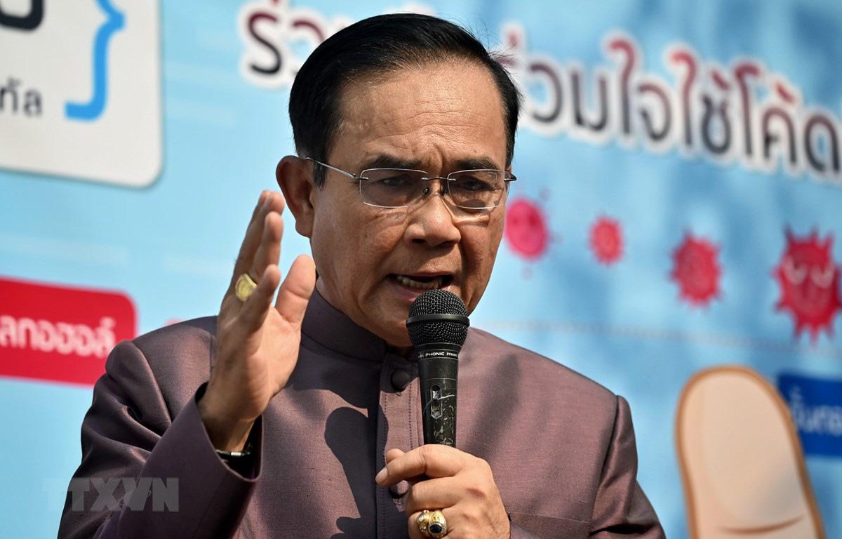 Thái Lan chính thức áp dụng sắc lệnh về tình trạng khẩn cấp toàn quốc - Ảnh 1.