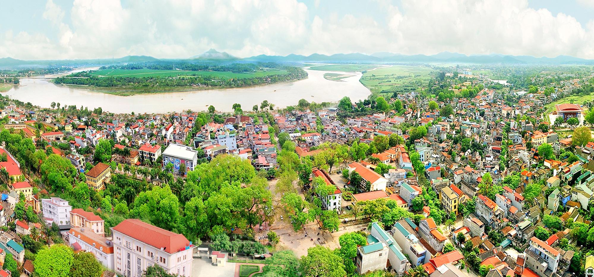 Phú Thọ sơ tuyển nhà đầu tư xây dựng khu dân cư hơn 1.400 tỉ đồng - Ảnh 1.