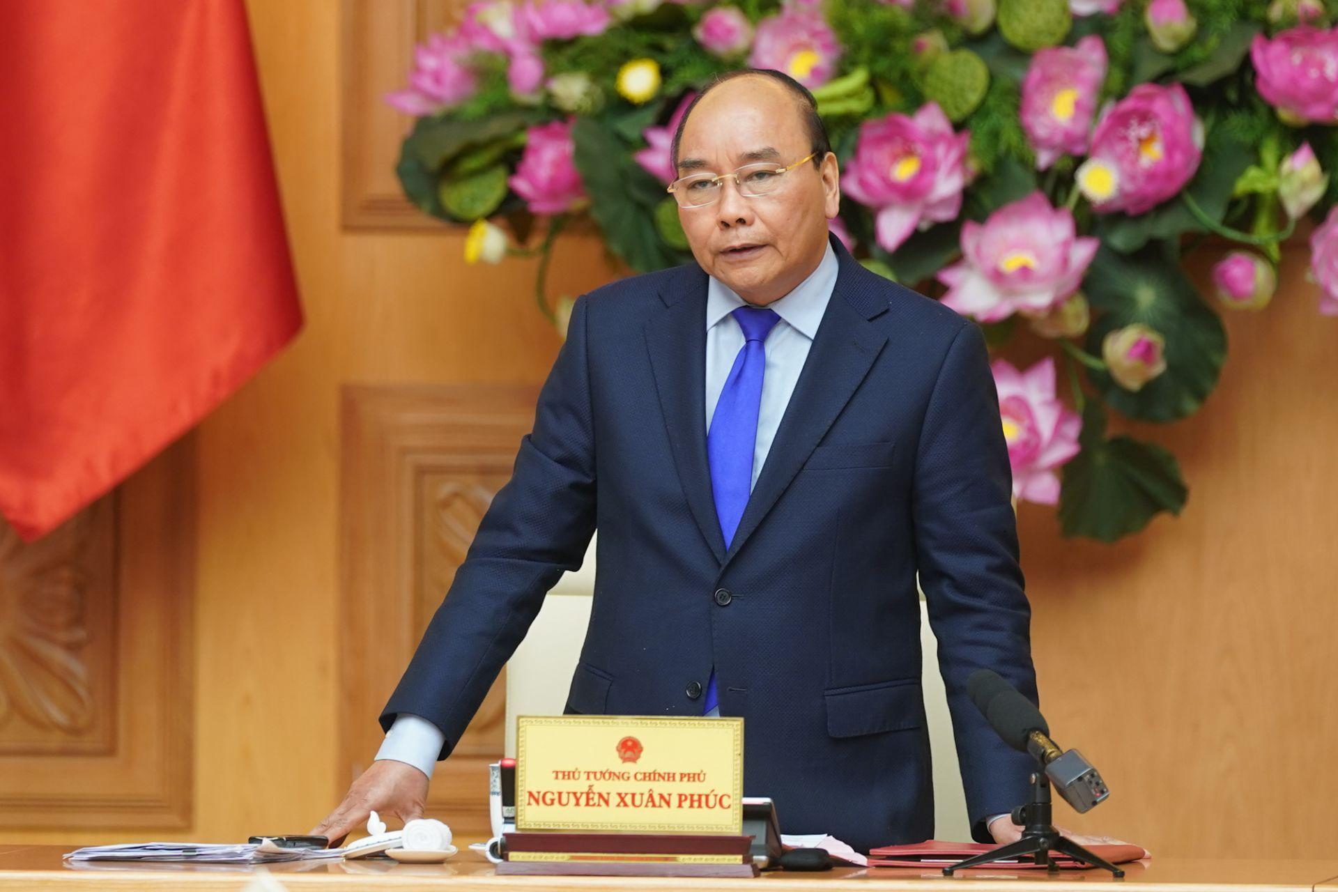 Thủ tướng: Chưa xem xét điều chỉnh chỉ tiêu phát triển kinh tế - xã hội 2020, đẩy mạnh đầu tư công - Ảnh 1.