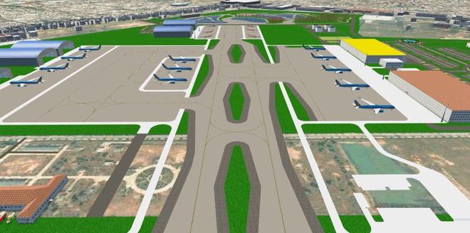 Không dùng vốn ngân sách nhà nước xây Nhà ga T3 Sân bay Tân Sơn Nhất - Ảnh 1.