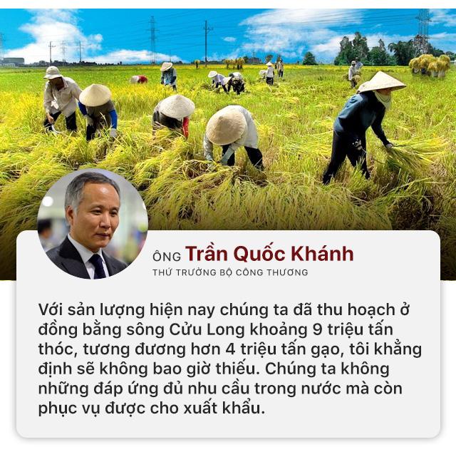 Việt Nam có thể mất thị phần và đối tác nếu tạm dừng xuất khẩu gạo? - Ảnh 2.