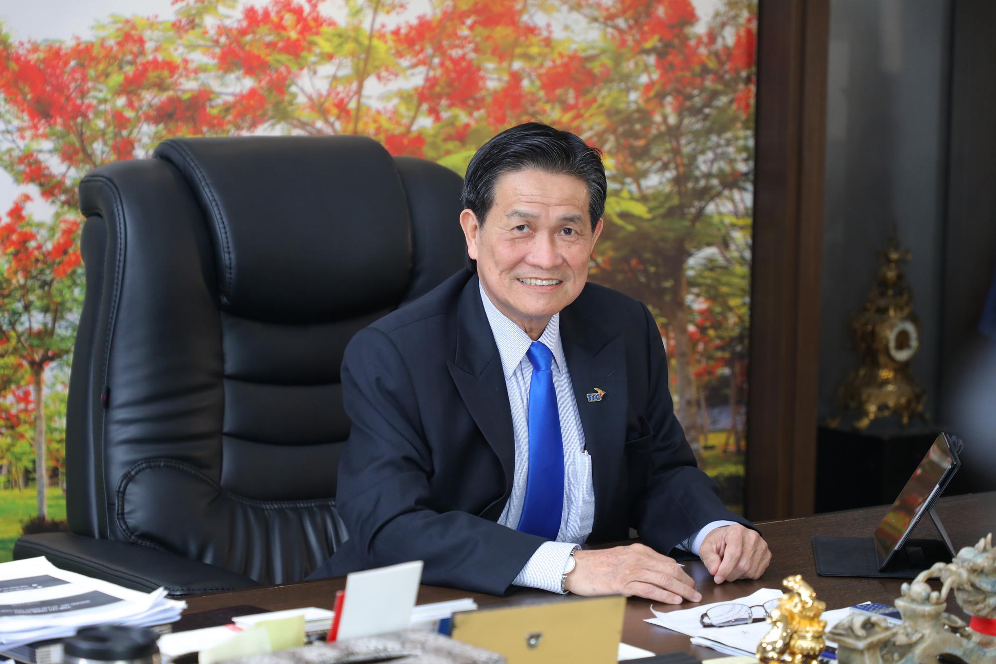 Chủ tịch TTC Đặng Văn Thành đăng kí mua 120 tỉ cổ phiếu SBT - Ảnh 1.