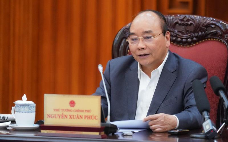 Thủ tướng Nguyễn Xuân Phúc dự Hội nghị trực tuyến G20 về COVID-19 - Ảnh 1.