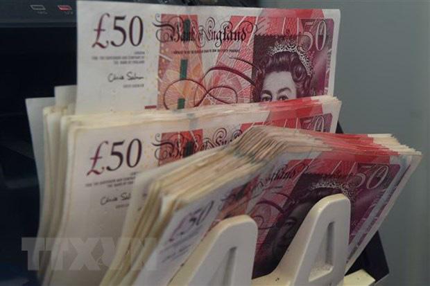 Ngân hàng trung ương Anh quyết định duy trì lãi suất thấp kỉ lục - Ảnh 1.