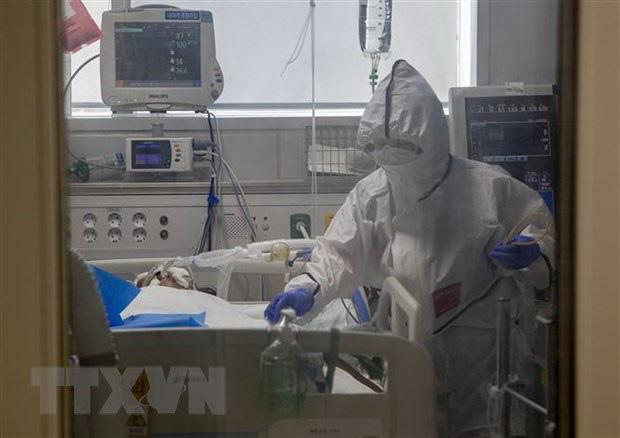 Cụ bà 97 tuổi mắc COVID-19 ở Hàn Quốc hồi phục hoàn toàn - Ảnh 1.
