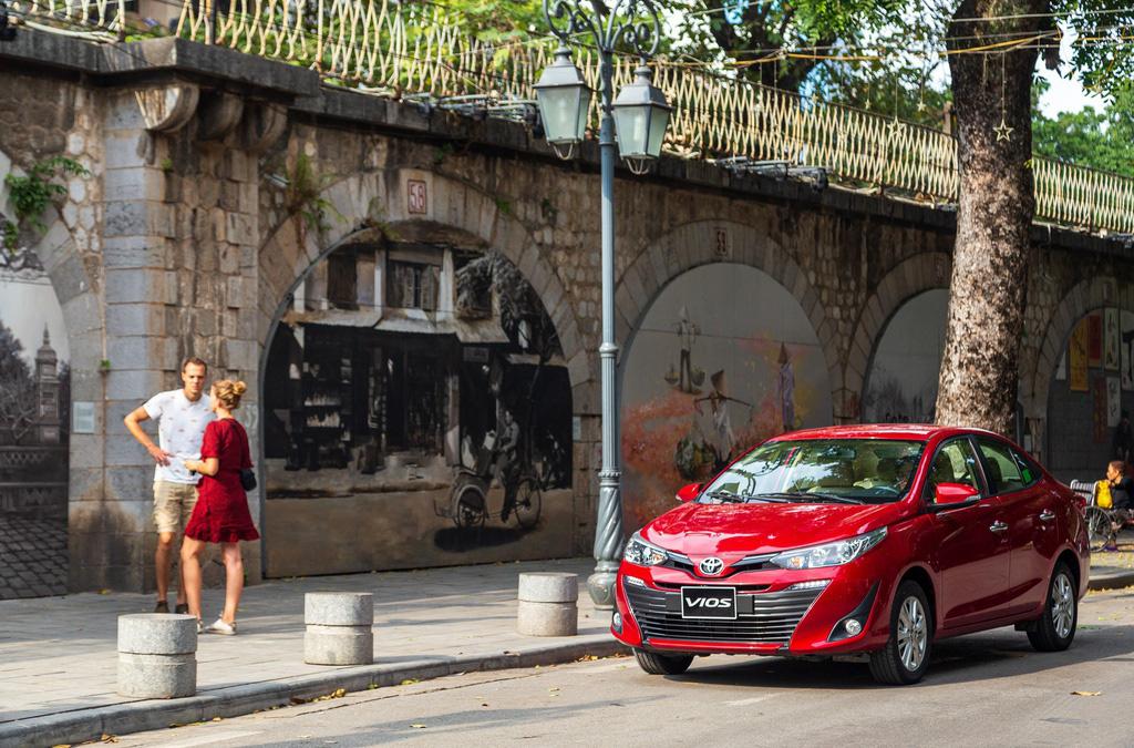 Toyota đứng trước nhiều sức ép tại thị trường Việt Nam - Ảnh 1.