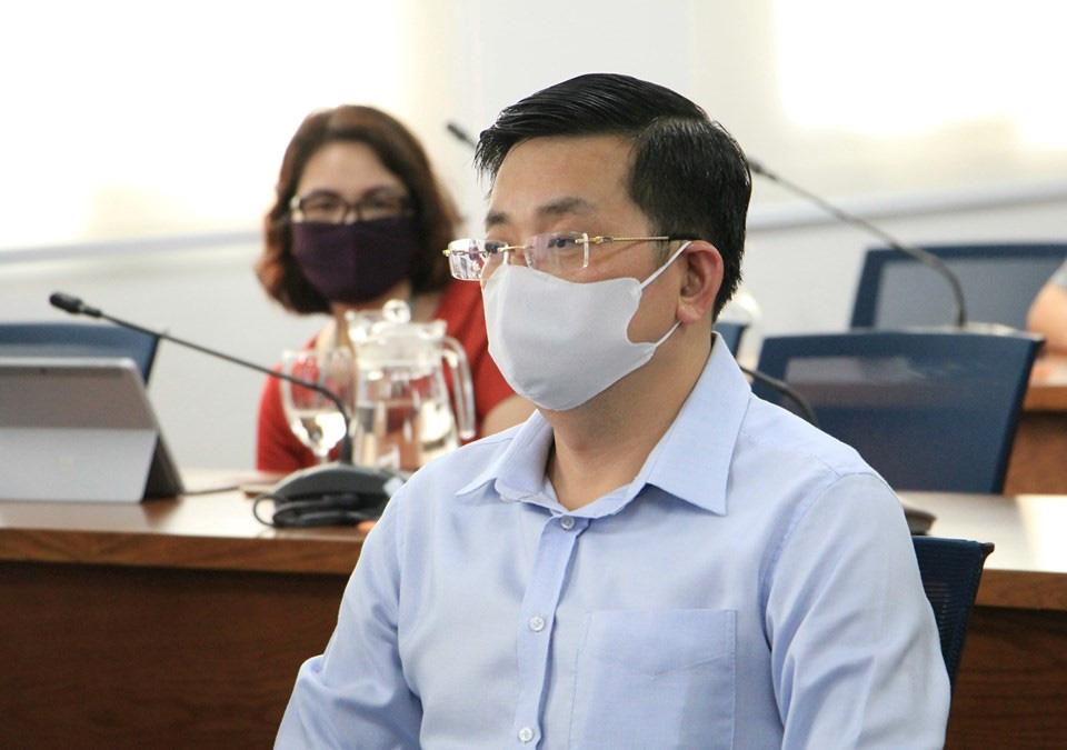 Giám đốc Sở TN-MT nhận trách nhiệm văn bản có đoạn 'hỏa táng bệnh nhân COVID-19 nặng' - Ảnh 1.